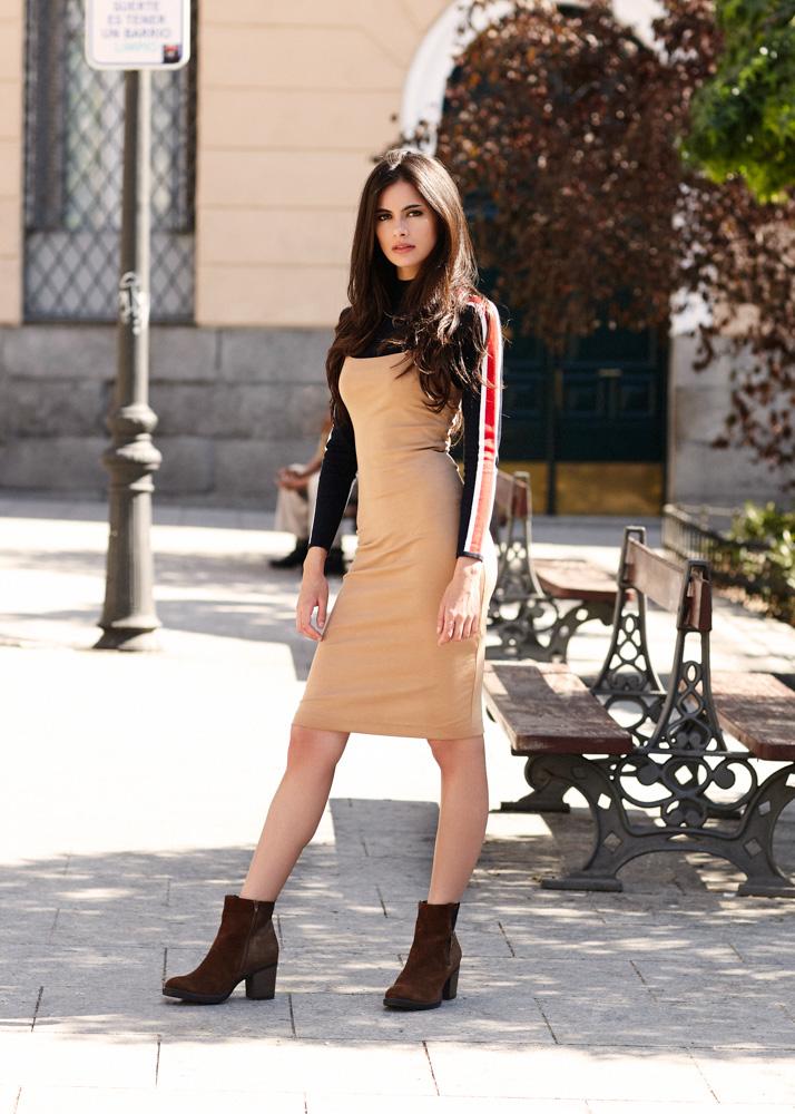 Henar B female model from Plugged Models