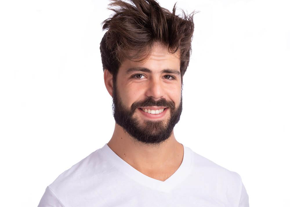 Alberto N otros perfiles de la Agencia Plugged Models