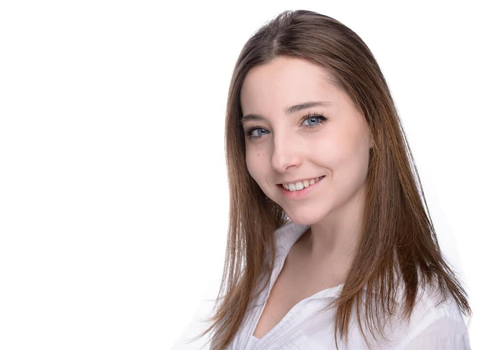 Alicia P modelo femenina de la agencia Plugged Models