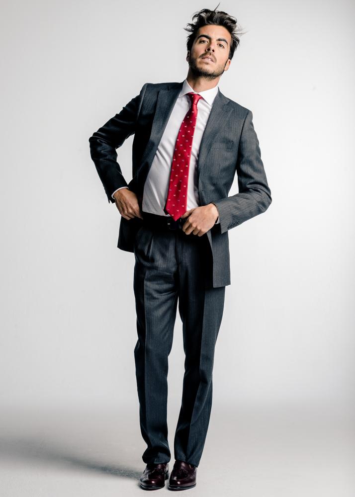 Álvaro H actor y bailarín de la Agencia Plugged Models