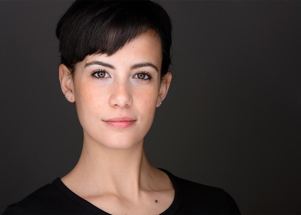 Antea R actriz de la Agencia Plugged Models