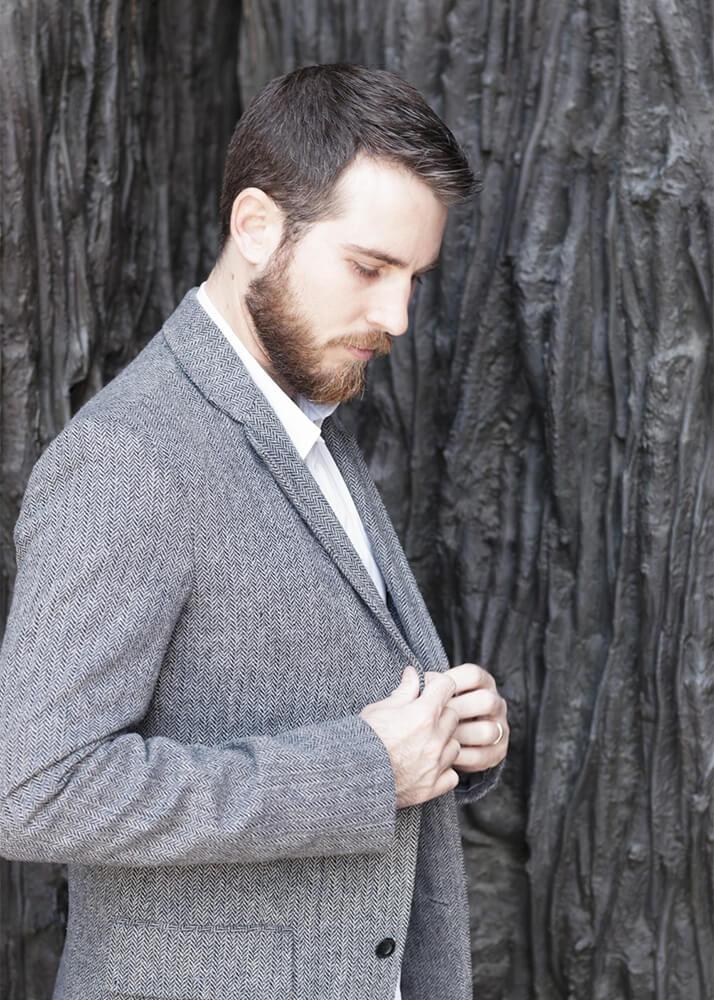Borja R Modelo Masculino de la agencia Plugged Models
