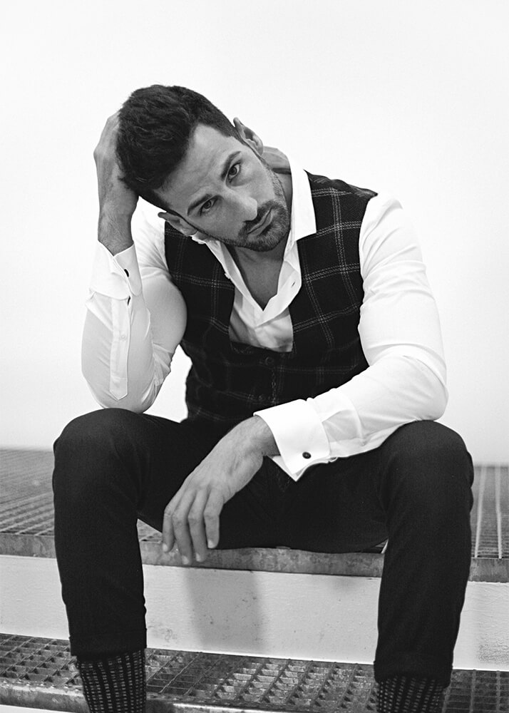 Carlos M Modelo Masculino de la agencia Plugged Models