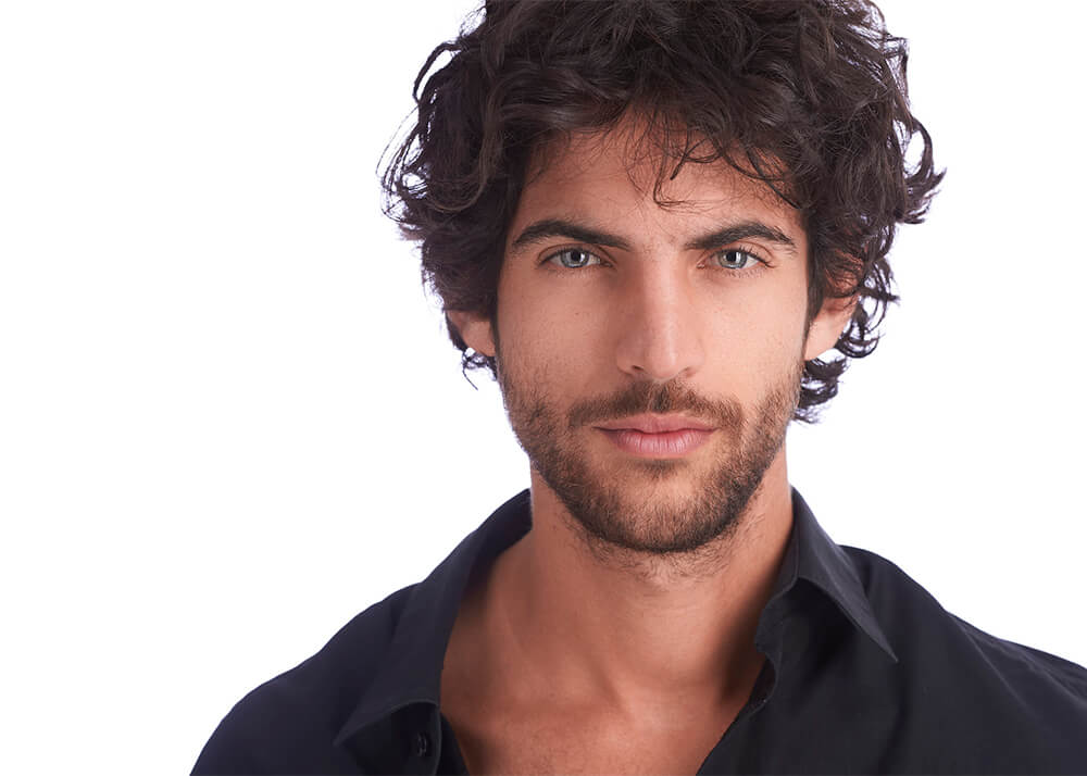 Christian LG Actor y Modelo Masculino de la Agencia Plugged Models
