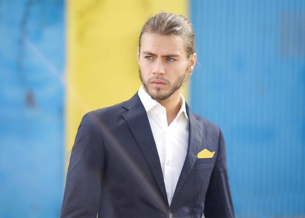 Cris B Modelo Masculino de la Agencia Plugged Models
