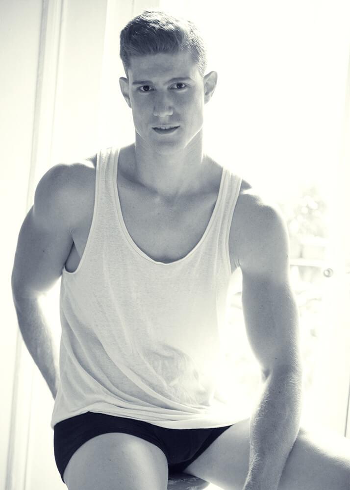 Daniel A Modelo Masculino de la Agencia Plugged Models
