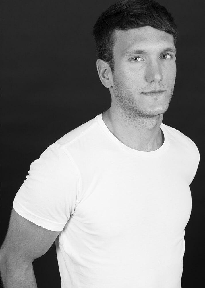David S Actor de la Agencia Plugged Models