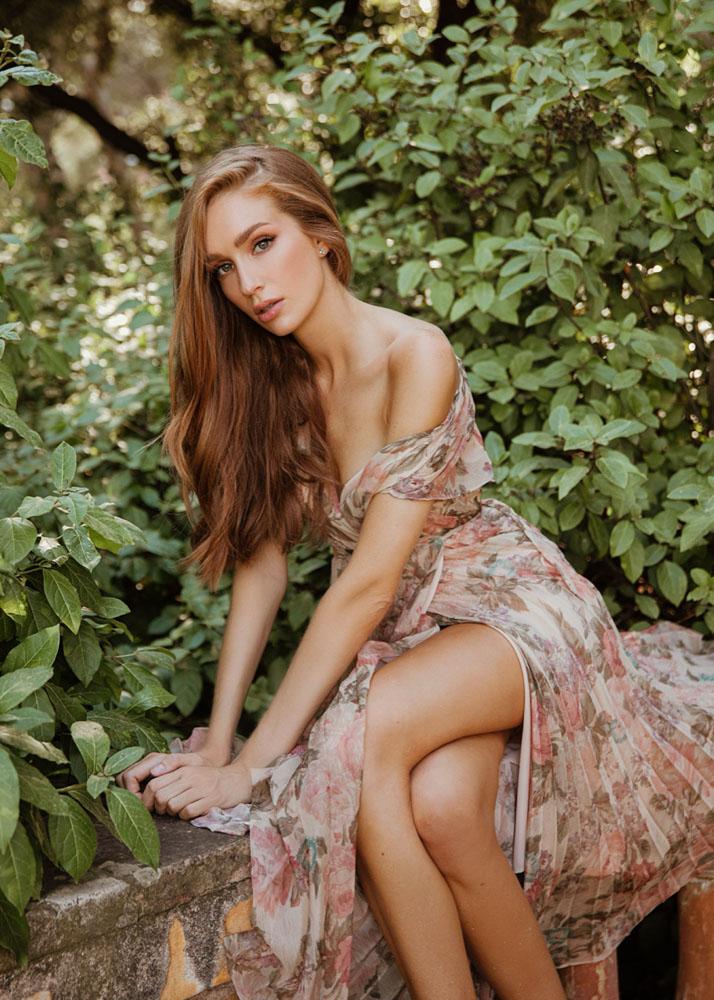 Diana A Modelo Femenina de la Agencia Plugged Models
