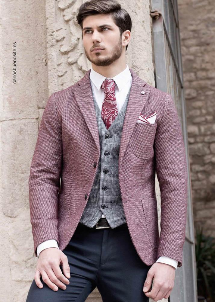Stefan E modelo masculino de la Agencia Plugged Models