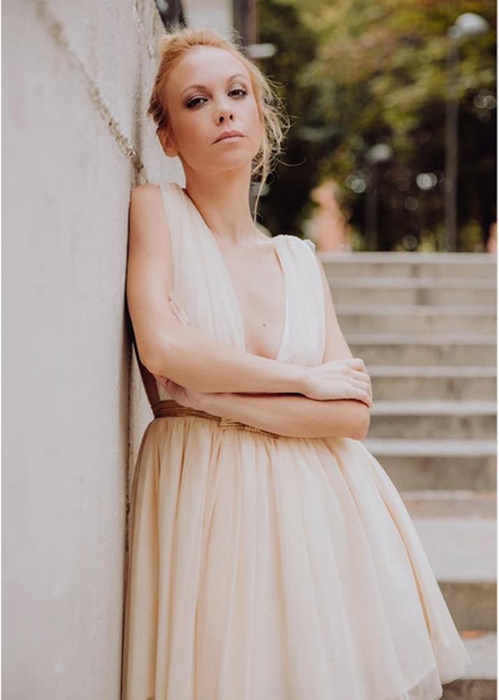 Erika R actriz de la Agencia Plugged Models