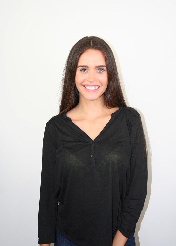 Iliana C modelo de la Agencia Plugged Models