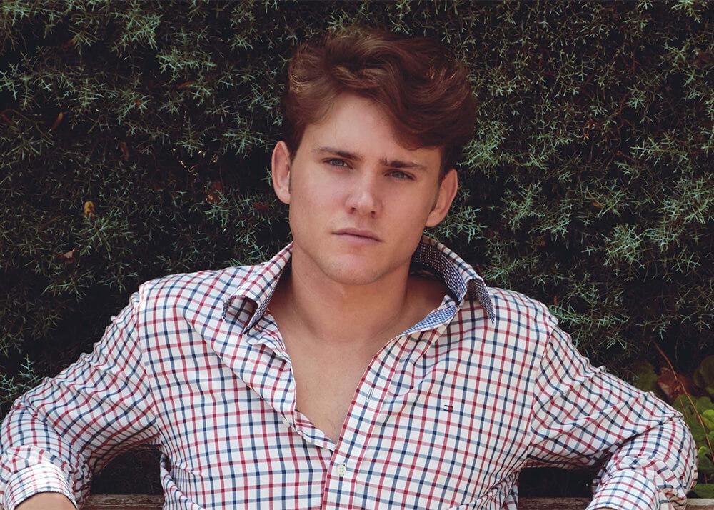 Iván G Modelo Masculino de la Agencia Plugged Models