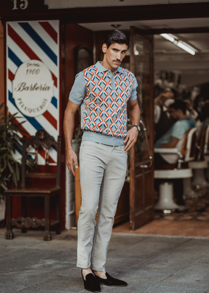 Javier M Actor y Modelo masculino de la Agencia Plugged Models