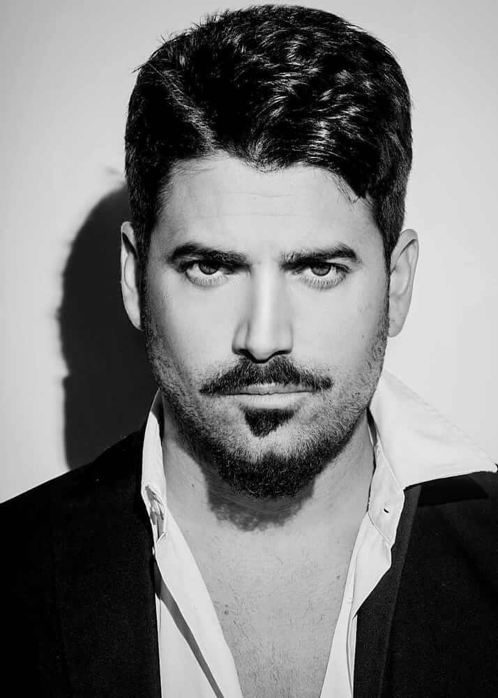 Javier Z modelo masculino y actor de la Agencia Plugged Models
