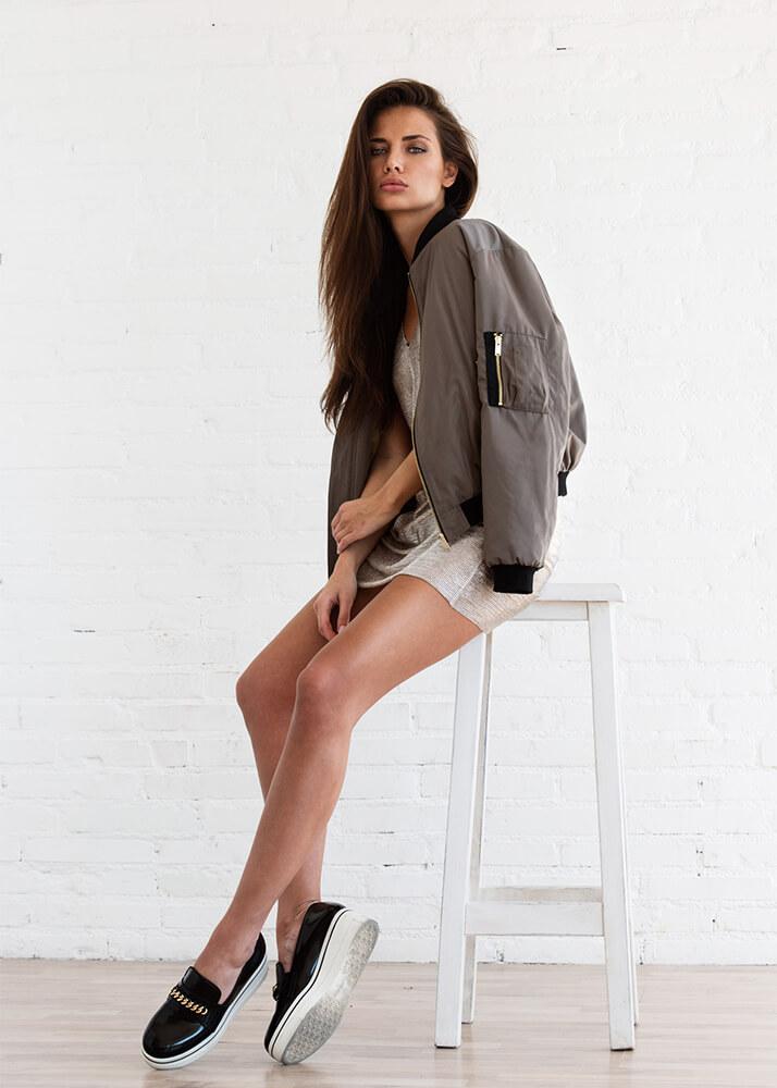Katy Rudakova modelo femenina de la Agencia Plugged Models