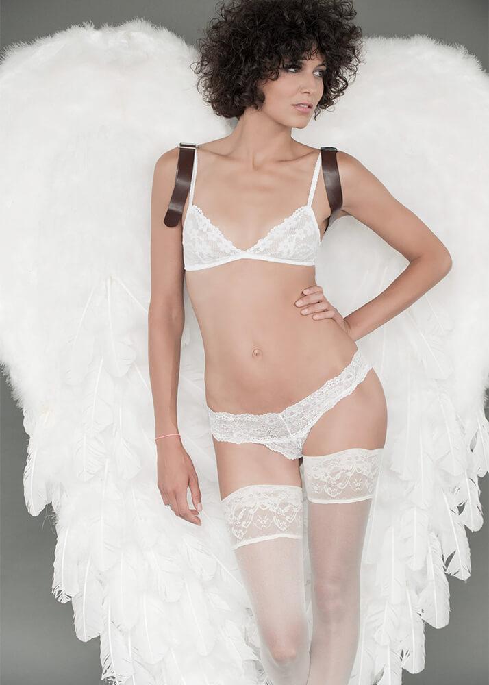 Khaoula S modelo femenina de la Agencia Plugged Models