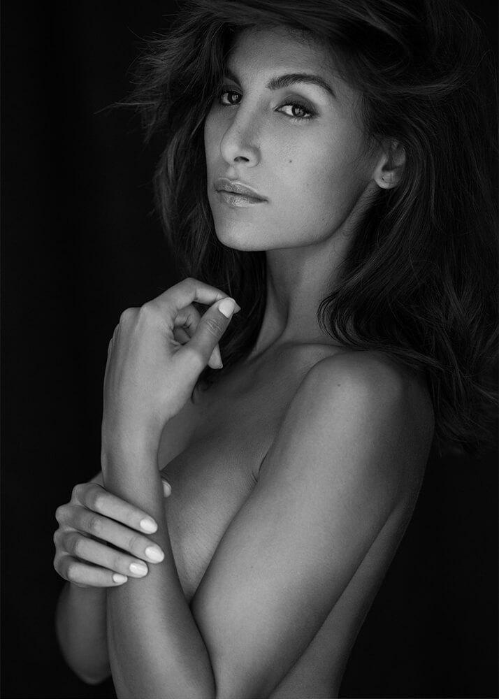 Lola B modelo femenina de la Agencia Plugged Models