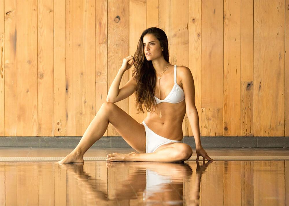 Lorena A modelo femenina de Moda, pasarela y publicidad de la Agencia Plugged Models