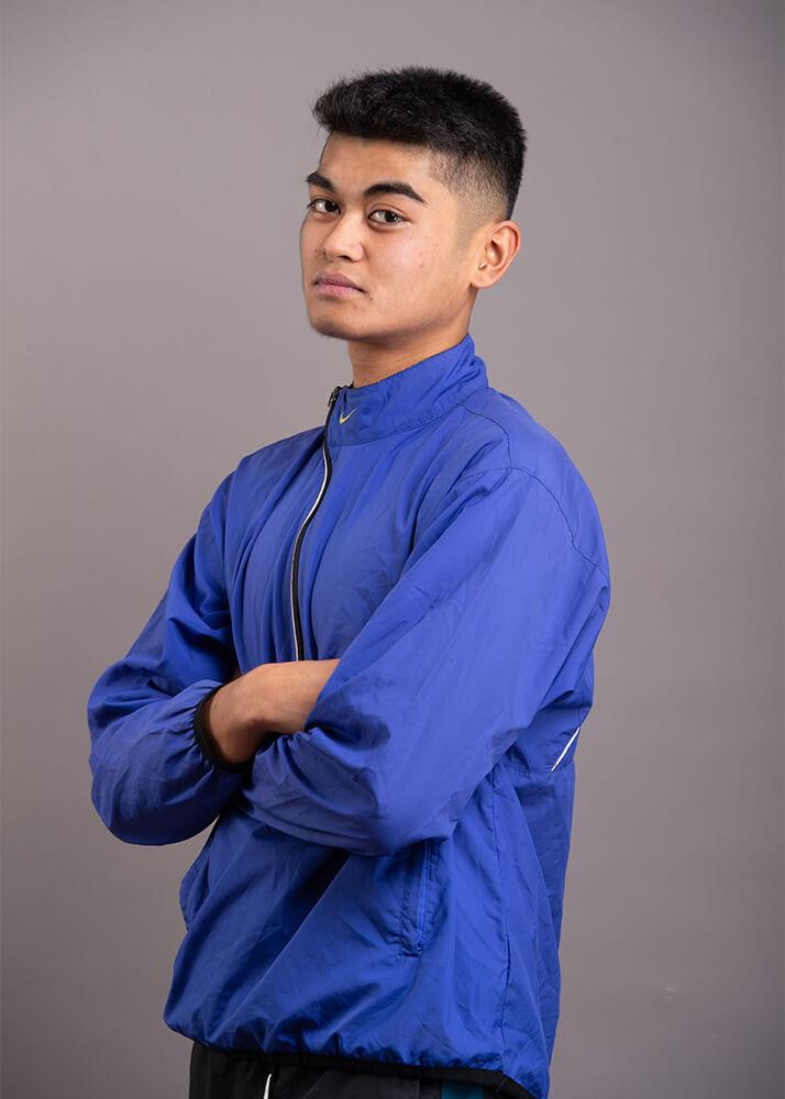 Michael C modelo masculino publicitario de la Agencia Plugged Models
