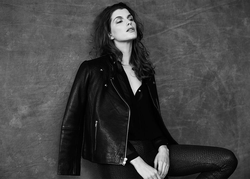 Nathalie F modelo femenina de la Agencia Plugged Models