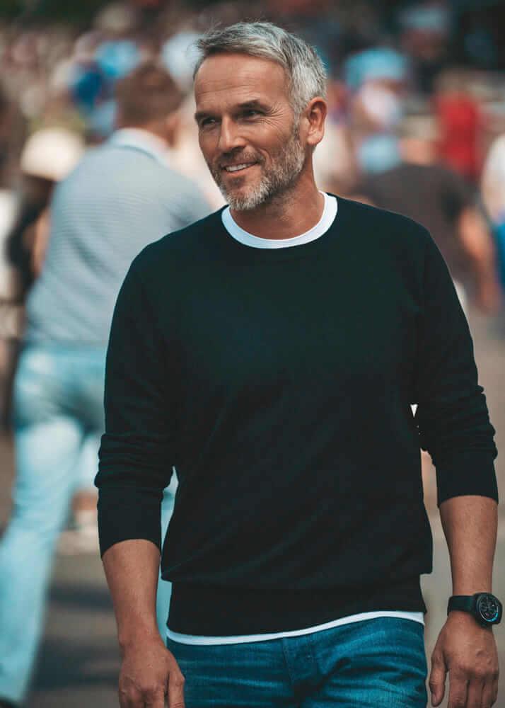 Nicolás P actor y modelo masculino de la Agencia Plugged Models