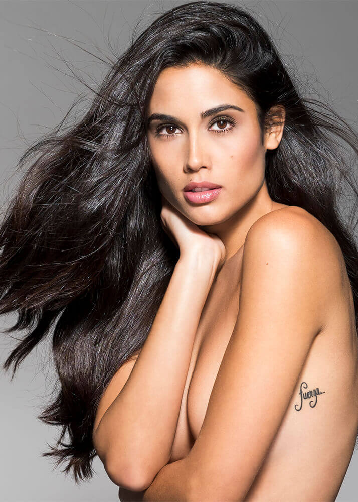 Patricia Y actriz y modelo femenina de la Agencia Plugged Models