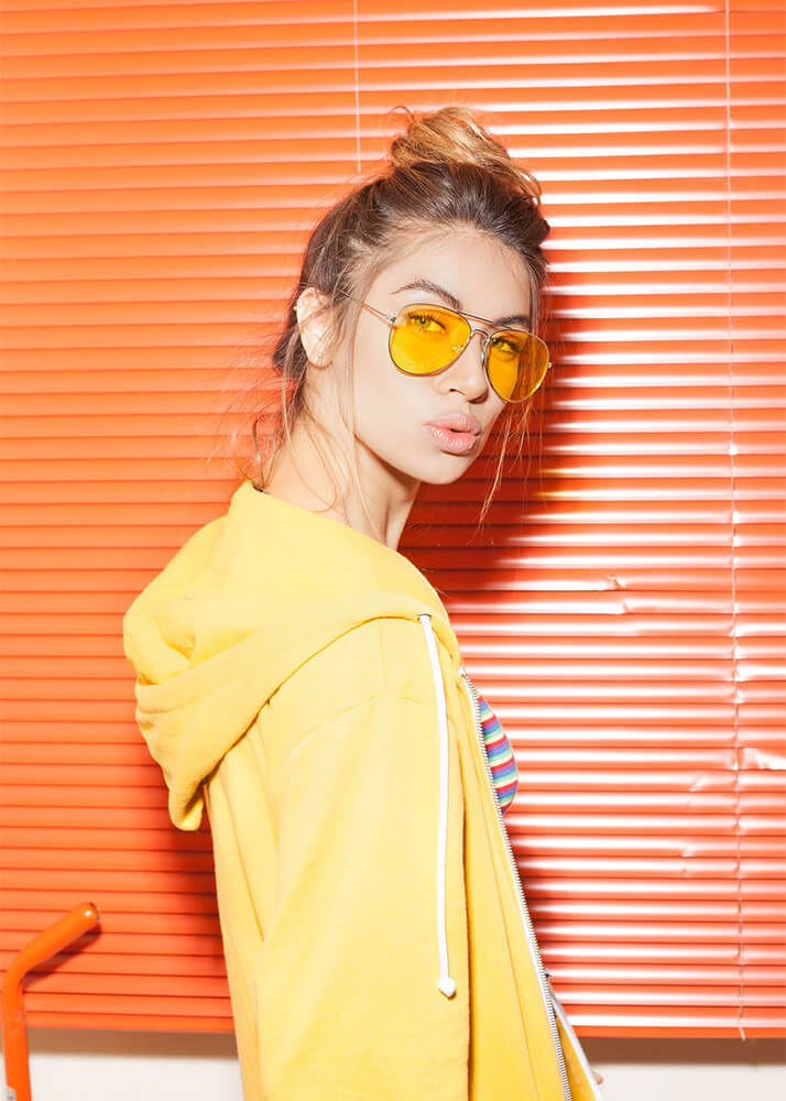 Rocío S nutricionista y modelo femenina argentina de moda, pasarela y publicidad de la Agencia Plugged Models Management