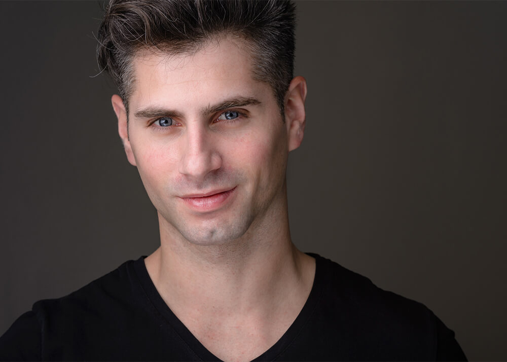 Rodrigo A modelo masculino de la Agencia Plugged Models
