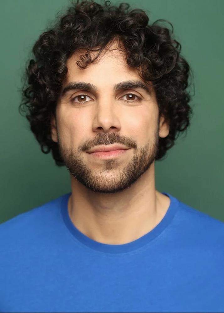 Samuel L actor de teatro ficción y publicidad de la agencia Plugged Models en Madrid