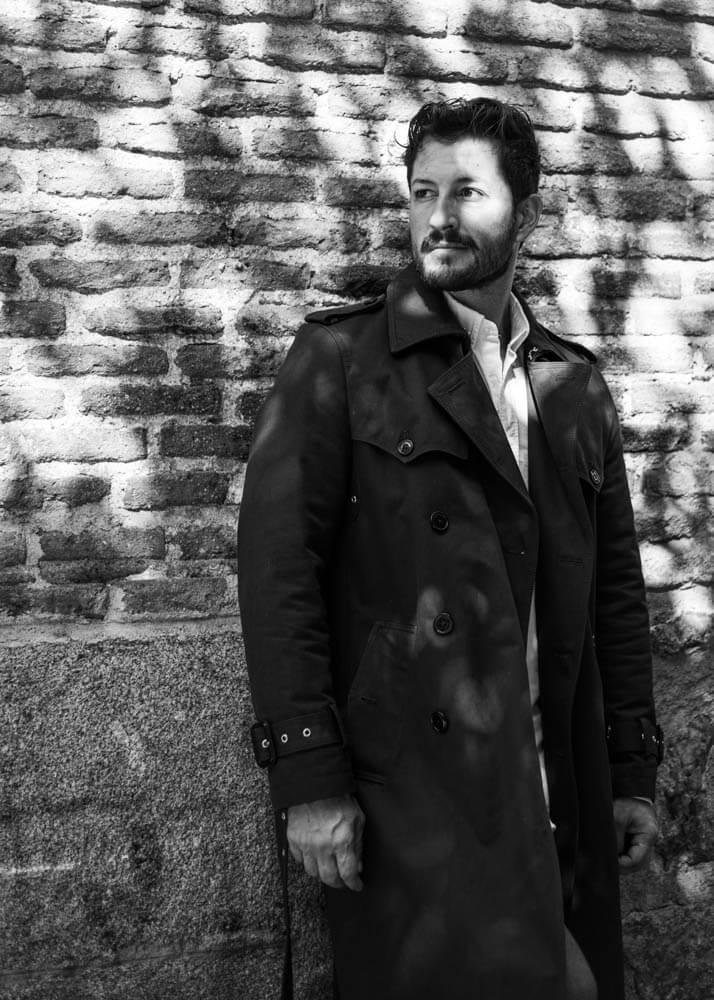 Santiago C actor y bailarín de la Agencia Plugged Models