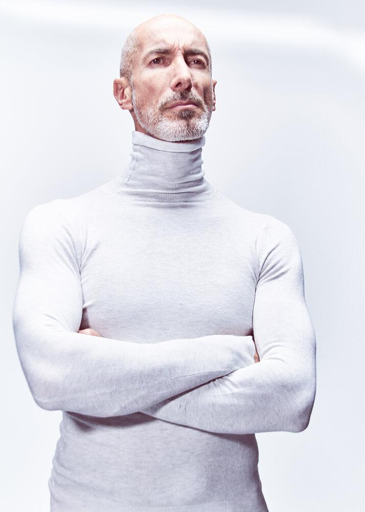 Stefano P actor y bailarín de la Agencia Plugged Models