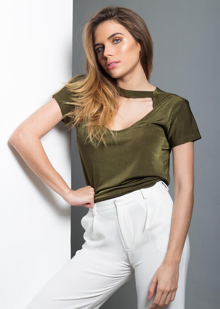 Vanesa T modelo femenina de la Agencia Plugged Models
