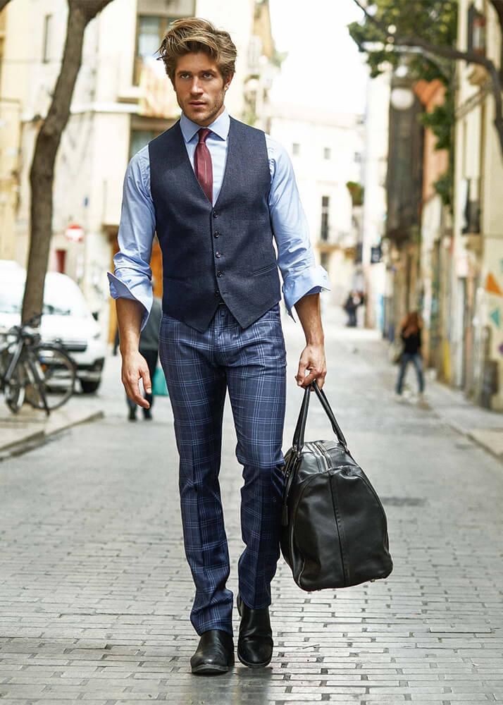 Hugo S modelo masculino de la Agencia Plugged Models