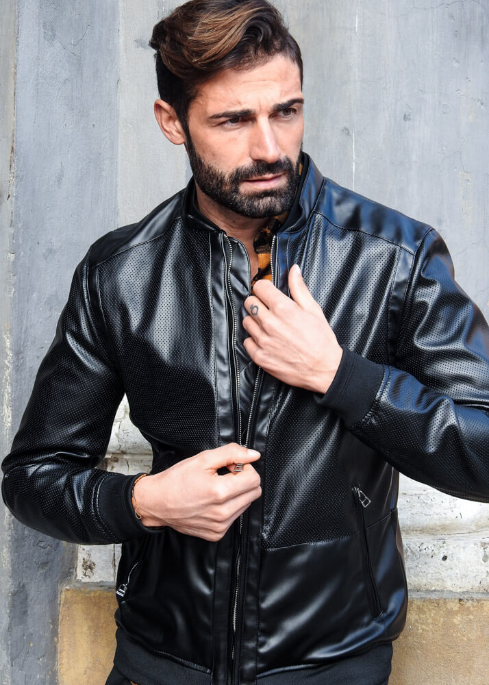 Angelo F. Modelo Masculino Italiano Agencia Plugged Models Mgmt