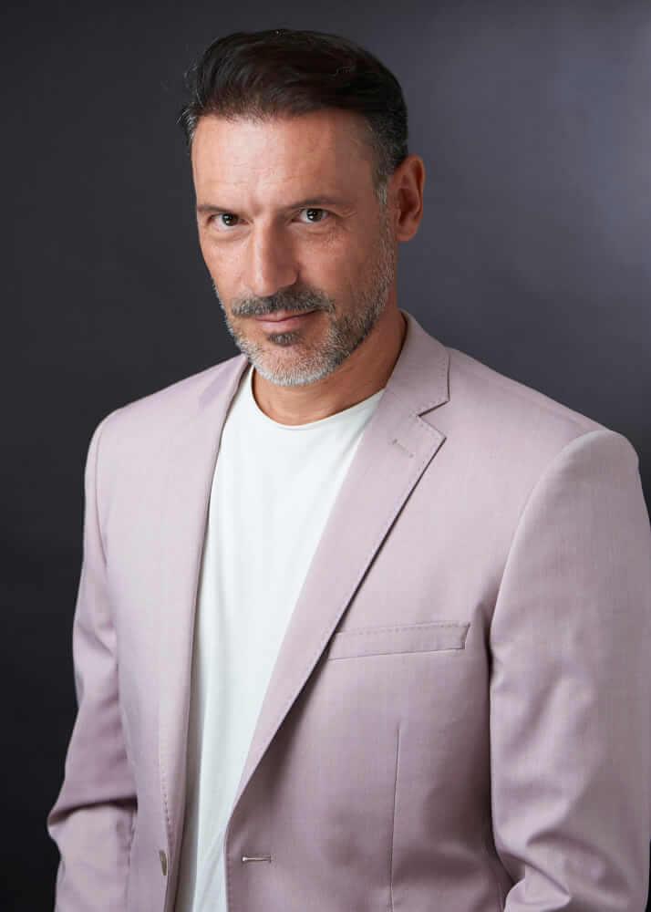 Juanjo V. Actor Plugged Models Mgmt
