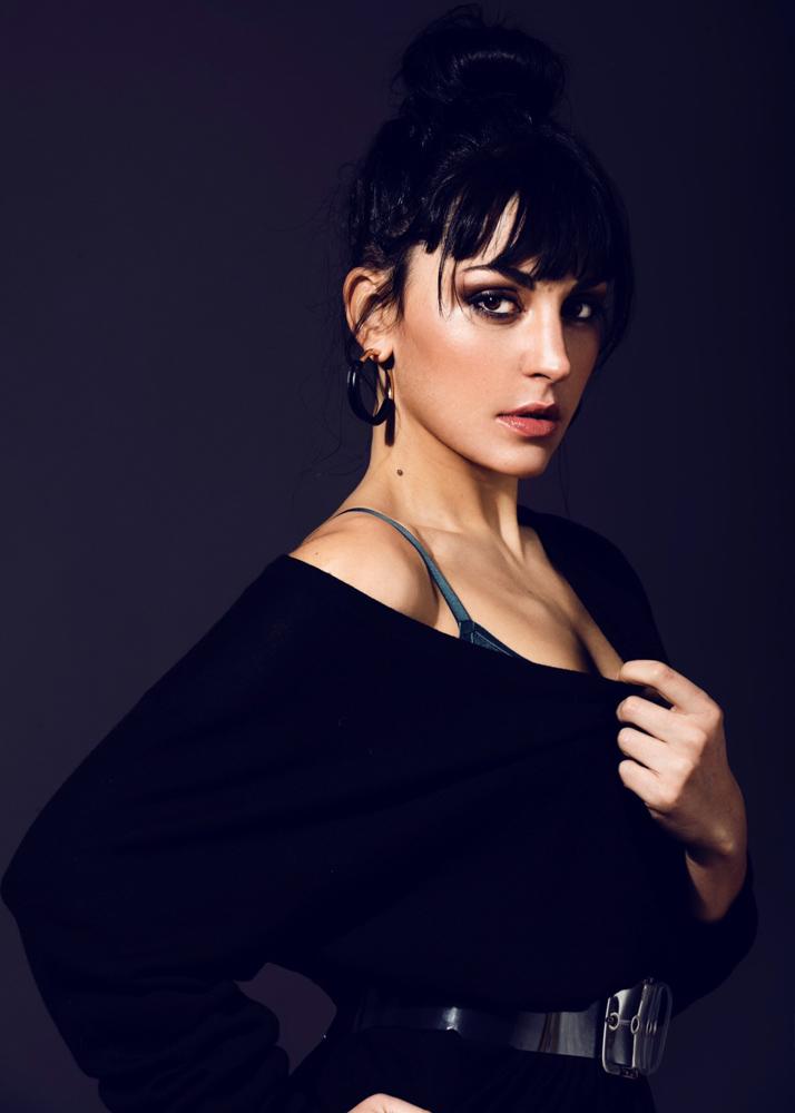 Nuria T actriz y bailarina de Plugged Models