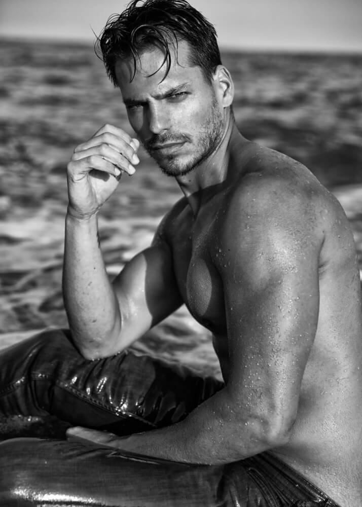 Christian P. modelo agencia Plugged Models Mgmt