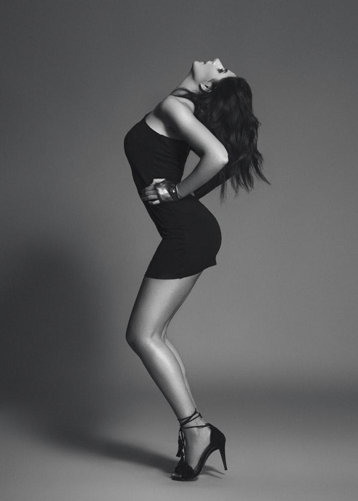 Nadia B. actriz y modelo Plugged Models Management