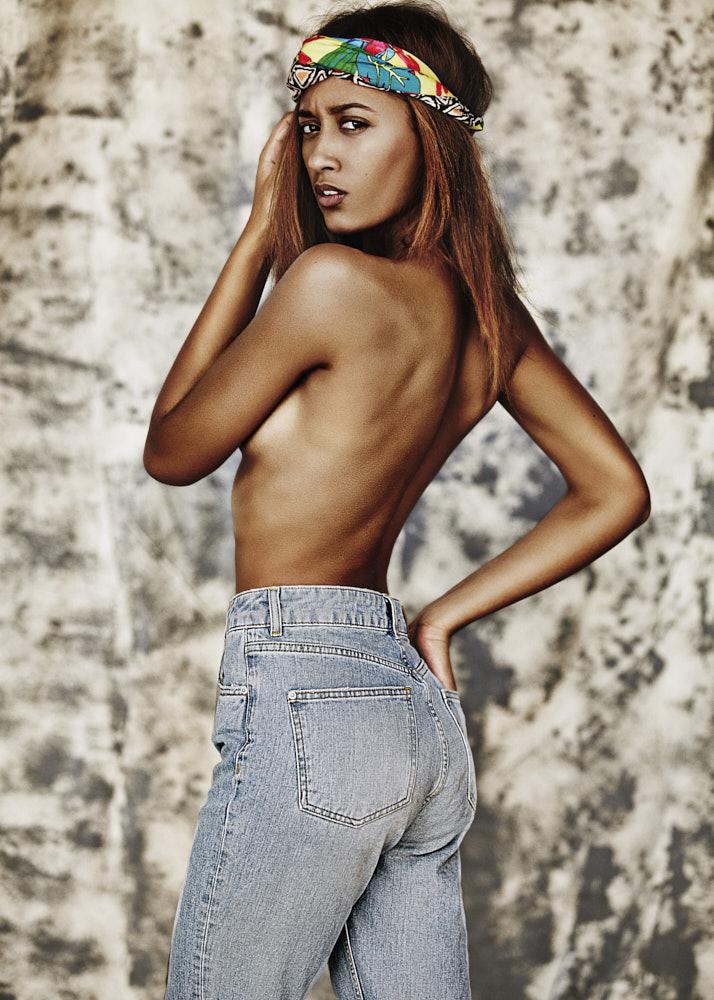 Natalia C. modelo agencia Plugged Models Management