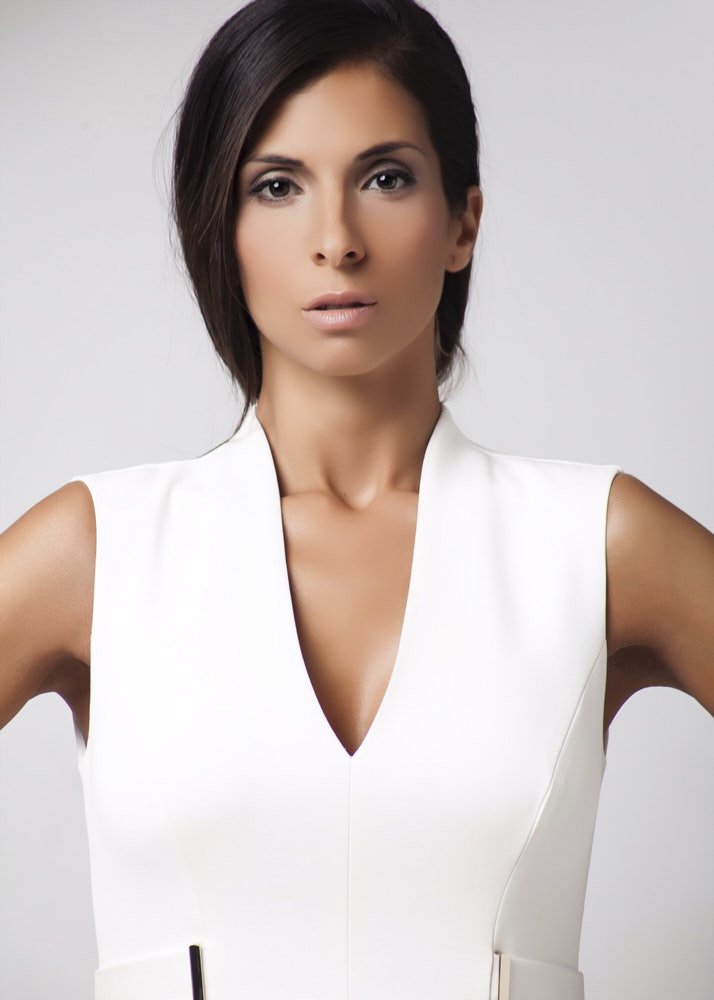 Paula G. modelo y actriz Plugged Models Mgmt
