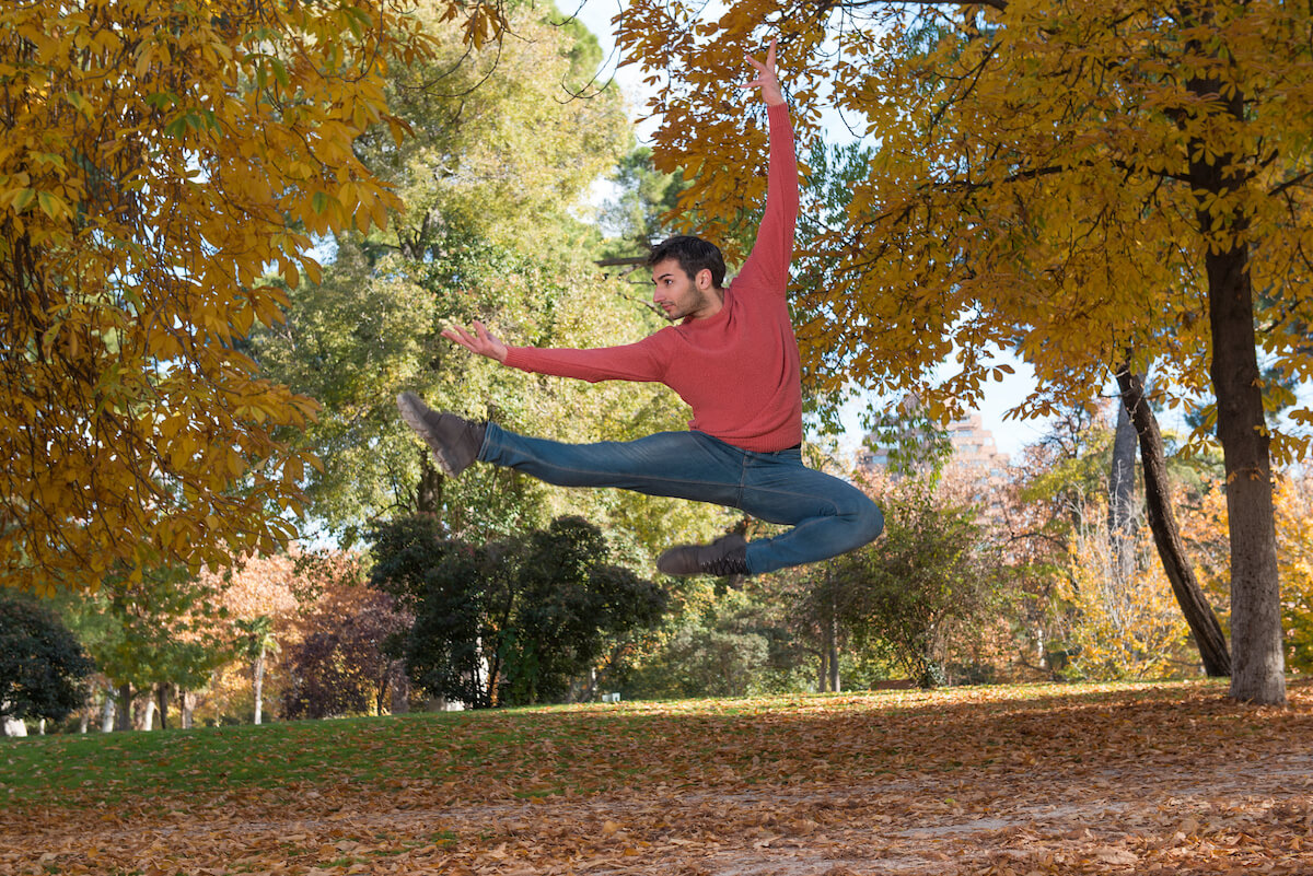 Xavi B. Modelo y bailaor de flamenco Plugged Models Mgmt