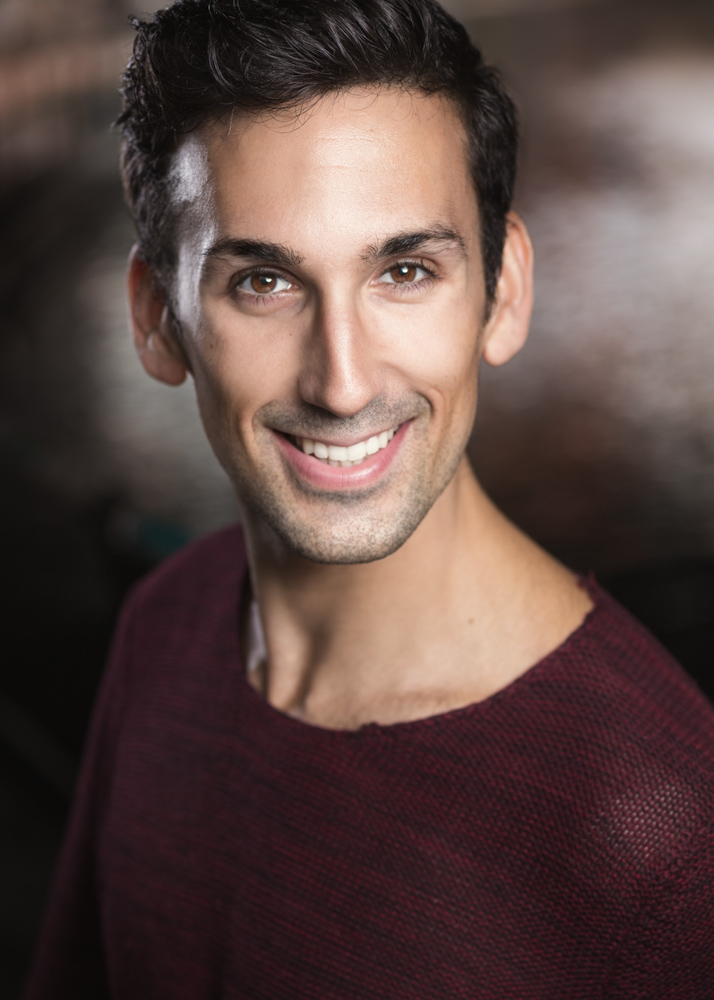 Álvaro C male dancer Plugged Models