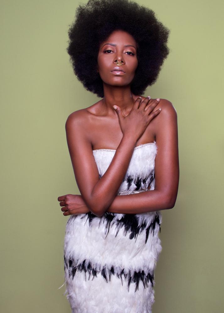 Magda T female model Plugged Models