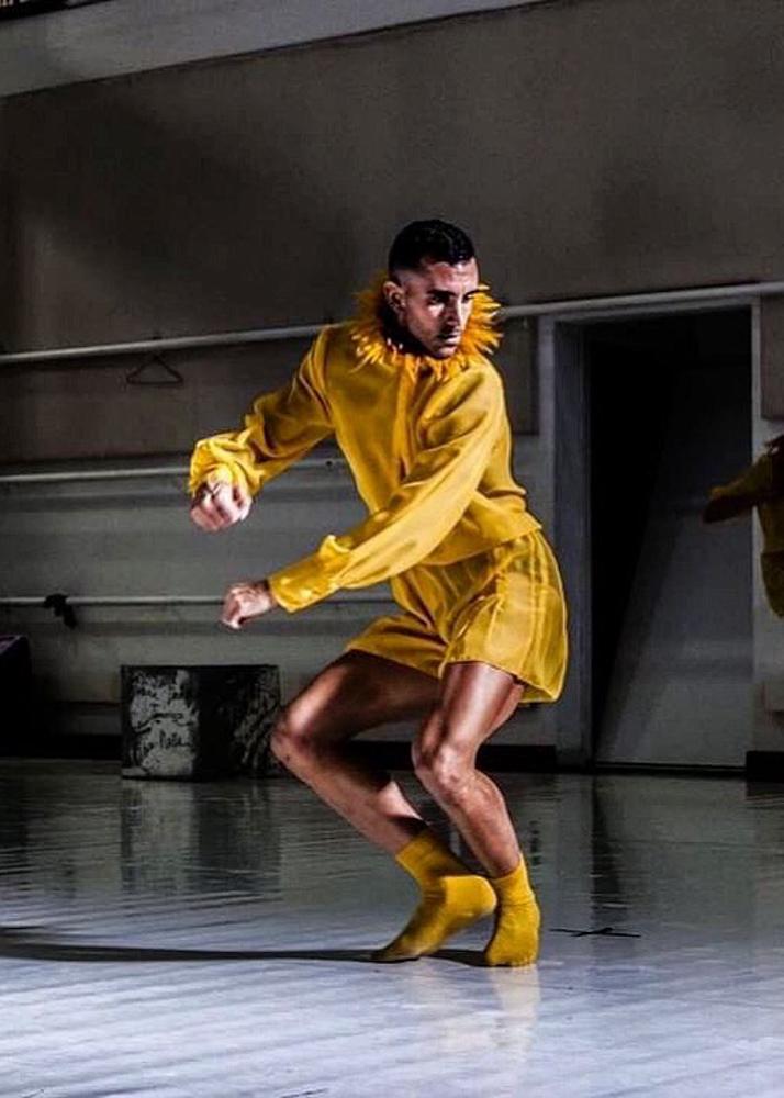 Pedro D bailarín Plugged Models