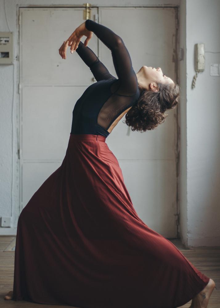 Anna M dancer Plugged Models