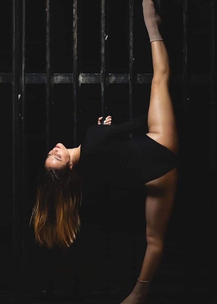 Rocío S actriz y bailarina Plugged Models