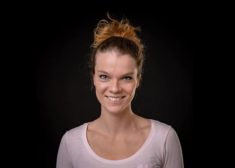 Zdenca bailarina y actriz de la agencia Plugged Models