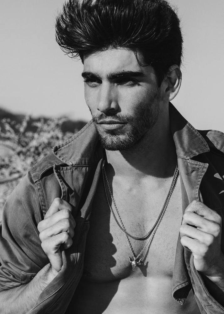 Alejandro Fe male model Plugged Models