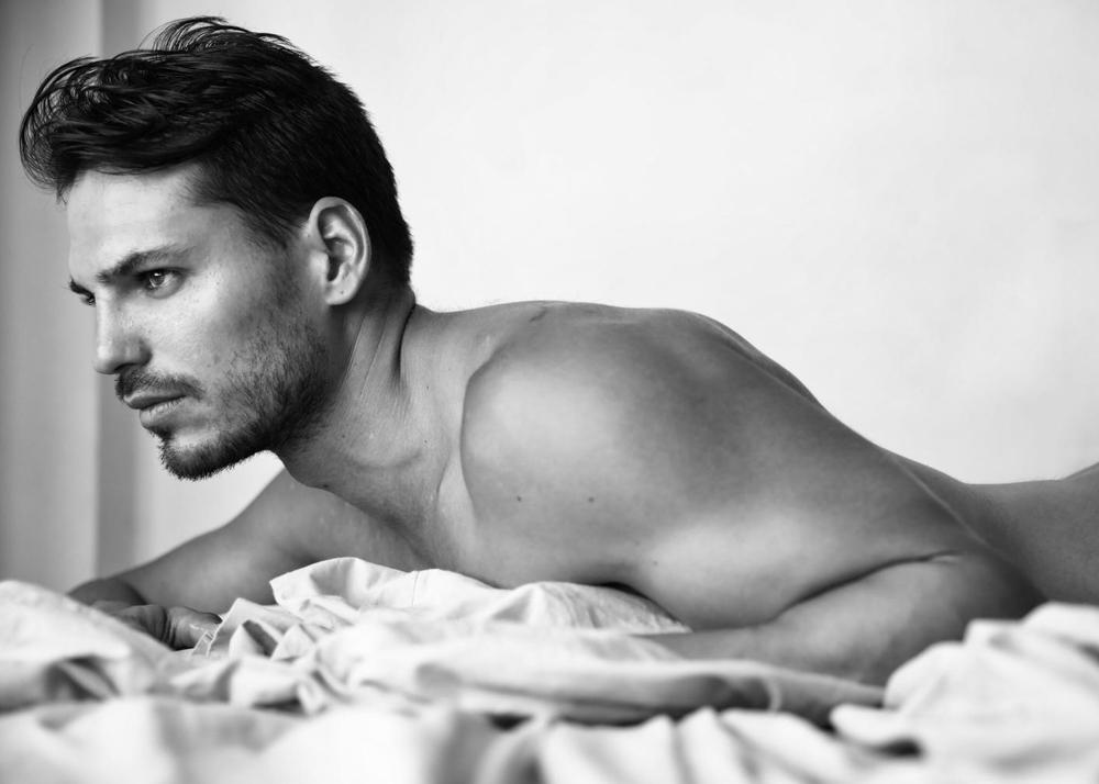 Cristian P modelo masculino Plugged Models