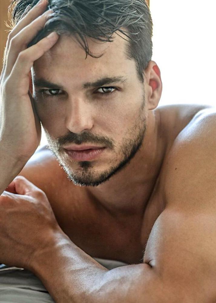 Cristian P male model Plugged Models